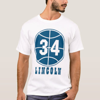 Camisa de Jesus Shuttlesworth Lincoln
