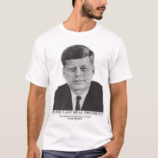 Camisa de JFK t
