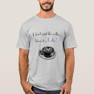 Camisa de Latte!