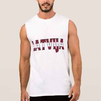 Camisa de Latvia