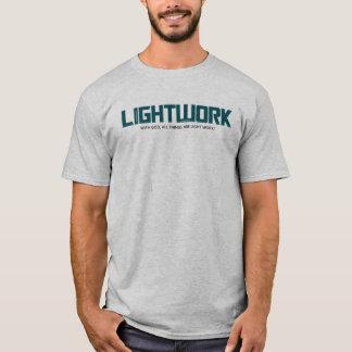 Camisa de LightWork T do futebol de Philly