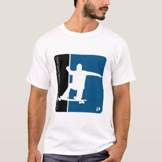 Camisa de Longboarding do Silverfish
