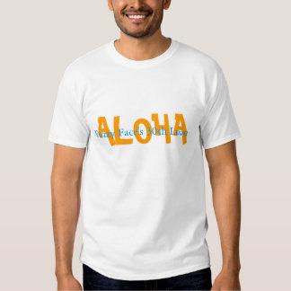 Camisa de Luau Tshirt