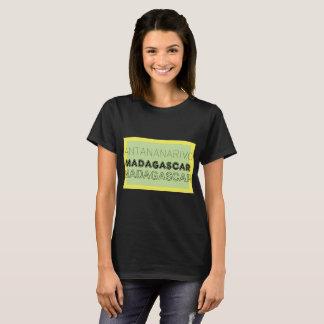 Camisa de Madagascar Antananarivo