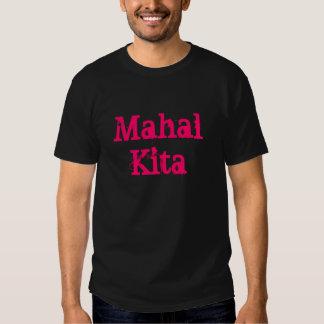 Camisa de Mahal Kita t Camiseta