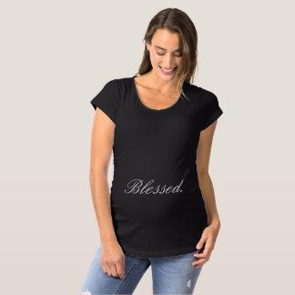 Camisa de maternidade do T das mulheres