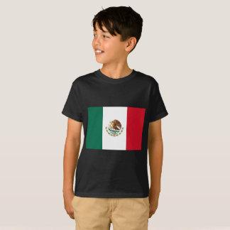 Camisa de México dos miúdos