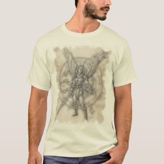 Camisa de Michael do arcanjo