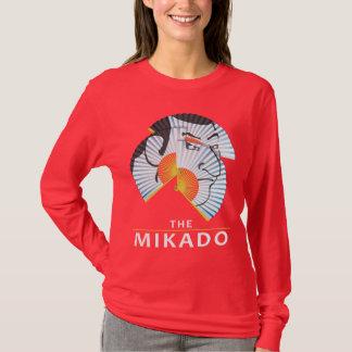 Camisa de Mikado