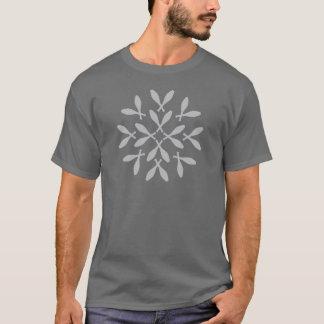 Camisa de mnanipulação do teste padrão do círculo