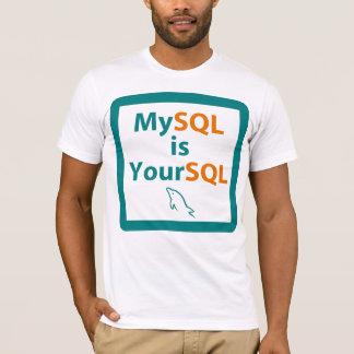 Camisa de MySQL