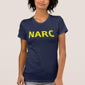 Camisa de NARC T (mulheres)