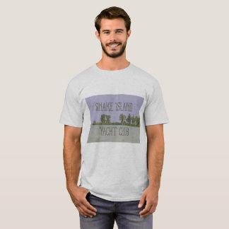 Camisa de navigação ou Yachting de t