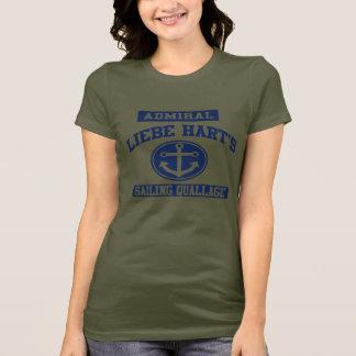 Camisa de Navigação Quallage do almirante Liebe