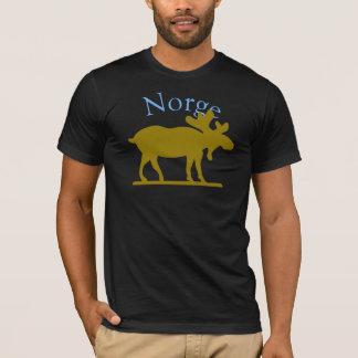 Camisa de Norge Elg