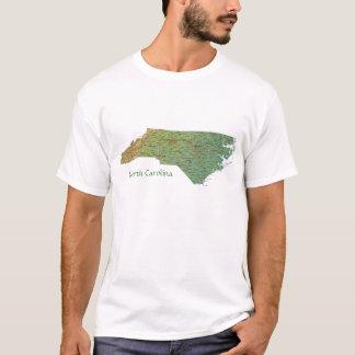 Camisa de North Carolina