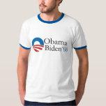 Camisa de Obama Biden '08 Camisetas