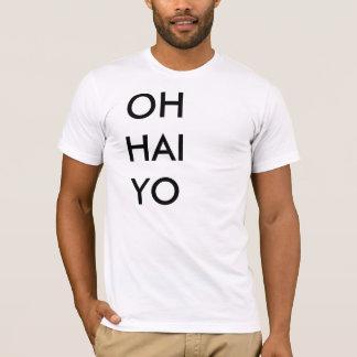 Camisa de OHIO
