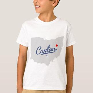 Camisa de Ohio OH do cantão