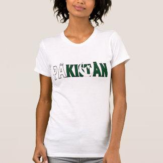 Camisa de Paquistão T-shirts