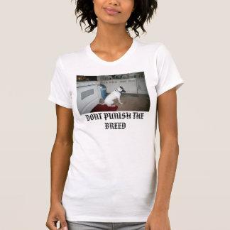 Camisa de Pitbull T-shirt