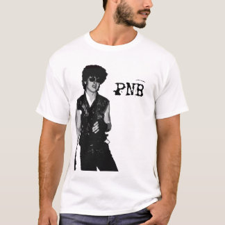 Camisa de PNB com Steve