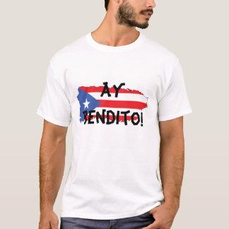 Camisa de Puerto Rico Ay Bendito T