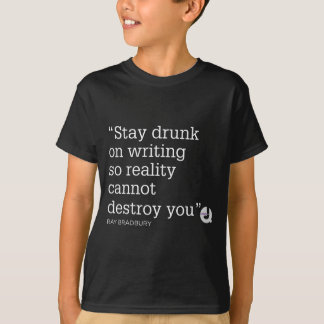 Camisa de Ray Bradbury