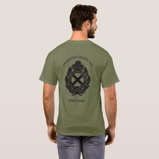 Camisa de recrutamento de SALPD