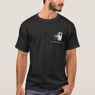 Camisa de rolamento personalizada da equipe