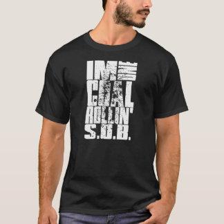 Camisa de Rollin de carvão