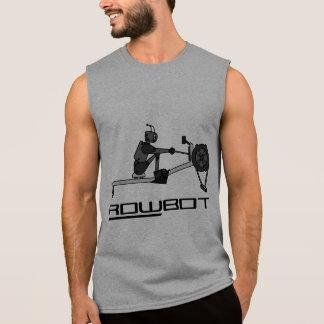 Camisa de Rowbot dos Rowers - design legal do robô