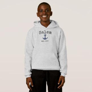 Camisa de Salem Massachusetts para meninos