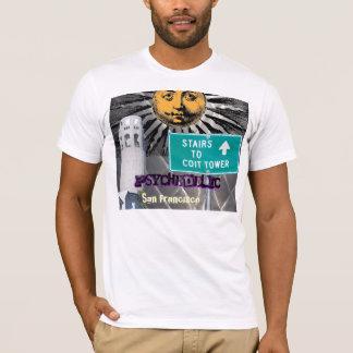 Camisa de San Francisco psicadélico, Califórnia