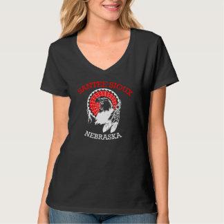 Camisa de Santee Sioux