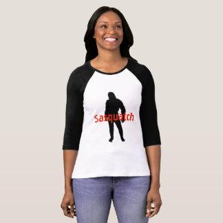 Camisa de Sasquatch Bigfoot