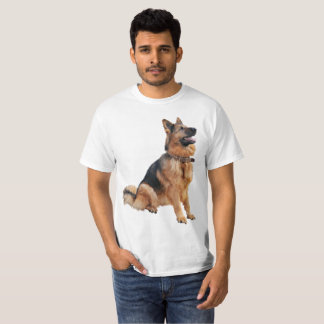 Camisa de Shepard do alemão