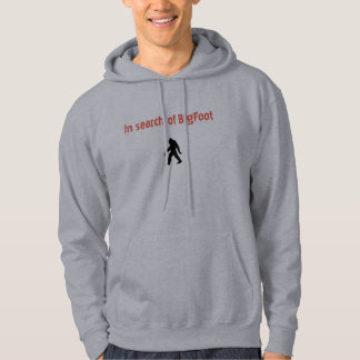 Camisa de suor de Bigfoot para mantê-lo para