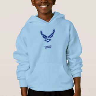 Camisa de suor do menino dependente do U.S.A.F.