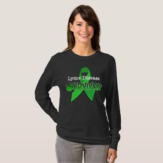 Camisa de Survivorr da doença de Lyme