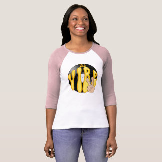 Camisa de T a impressão A3 fêmea