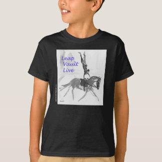 Camisa de T - abóbada equestre