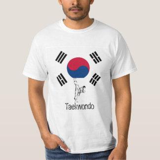 Camisa de Taekwondo T-shirts