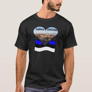 Camisa de Tallinn - escolha o estilo