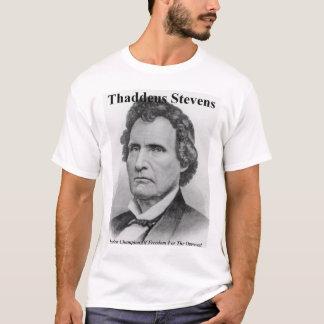 Camisa de Thaddeus Stevens com citações