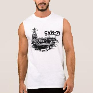 Camisa de Theodore Roosevelt do porta-aviões