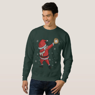 Camisa de toque ligeiro do presente do Natal de