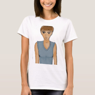 Camisa de T'Pol Star Trek Tshirt