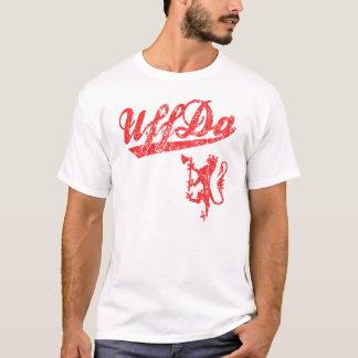 Camisa de Uff a Dinamarca t do norueguês