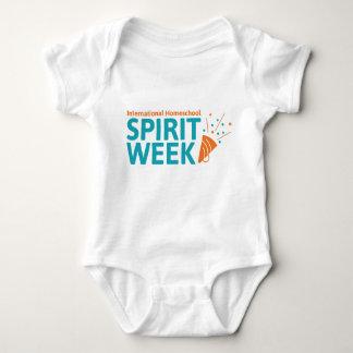 Camisa de uma peça só infantil de HSSW